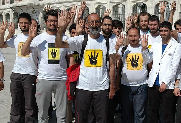 Kardeşlik Yürüyüşü İstanbulda Tamamlandı