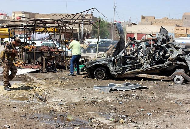 Irakta Bombalı Saldırılar: 22 Ölü