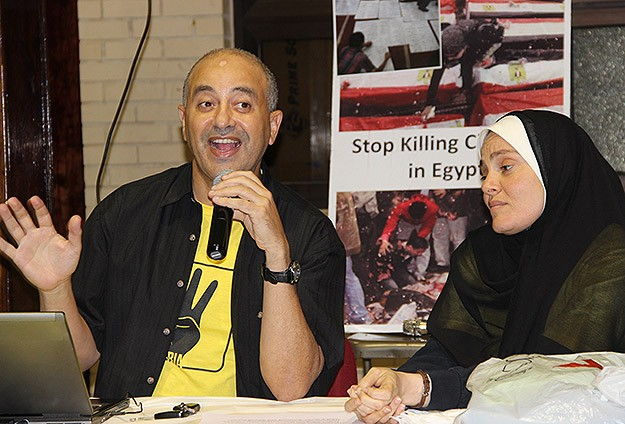 Mısırlı Doktor Çift Katliamı Anlattı
