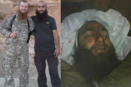 Azeri Komutan Suriyede Şehid Oldu!