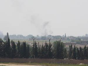 Suriyede Askeri Helikopter Düştü