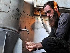"""Esed'in Bombası """"Su Kazanı"""" Oldu"""