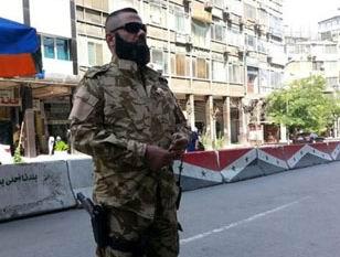 Iraklı Komutan Suriye'de Öldürüldü (FOTO)