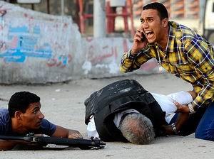 Mısır'da Kirdase'ye Operasyon