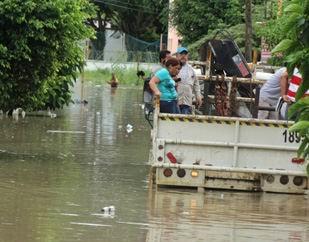 Meksika'daki Fırtınada Ölü Sayısı 80 Oldu