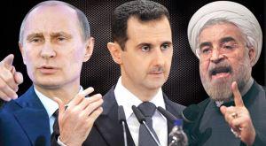İran ve Rusya Esed'i Kurtarmaya Çalışıyor
