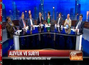 Aleviler, Mısır-Suriye ve Derin Devleti Konuştu