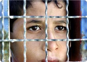Siyonistler İki Çocuğu Hapse Mahkum Etti