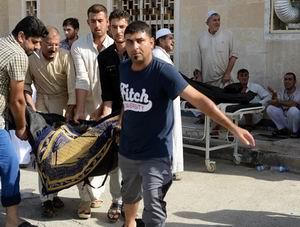 Irak'ta Camiye Saldırı: 16 Ölü