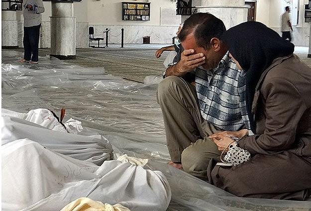 Suriyede Cuma Günü 84 Kardeşimiz Katledildi