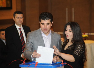 Irak Kürdistanında Seçim Var
