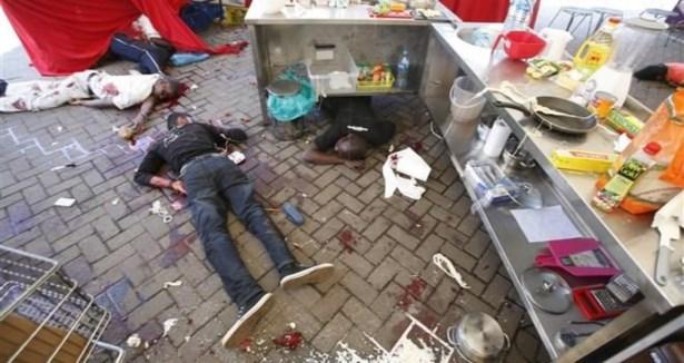 Kenyada Bombalı Saldırı: 22 Ölü