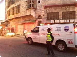 El Halil'de Bir Siyonist Subay Öldürüldü