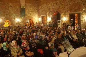 """Bursa'da """"Seyyid Kutub ve Mısır Direnişi"""" Gecesi"""