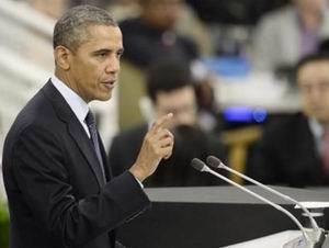 Obama'dan İran ve İsrail Mesajları