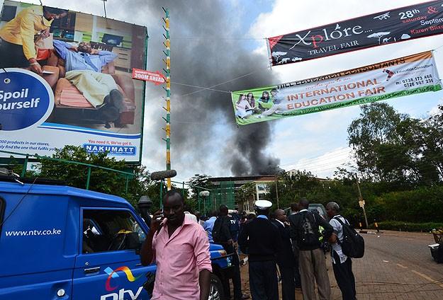 Kenyadaki Saldırının Bilançosu: 72 Ölü