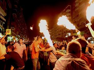 """Mısır'da """"Gazetecilerin Öfke Günü"""""""