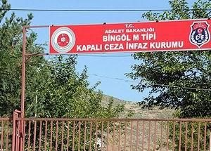 Bingöl Cezaevi Yönetimi Görevden Alındı
