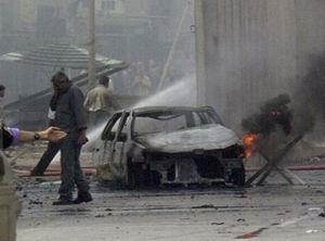 Kerkük'te Bomba Yüklü Otomobille Saldırı