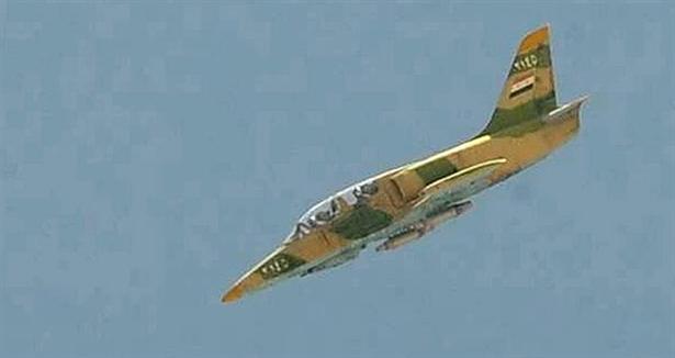 Direnişçiler Savaş Uçağı Düşürdü