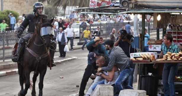 Batı Şeriada Arama Zorbalığı