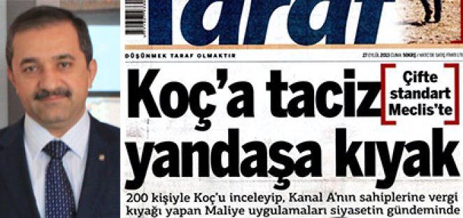 Ahmet Kaya'dan Taraf'a Yalanlama…