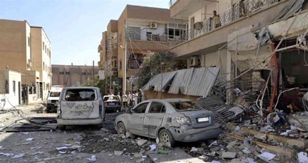 Şamda Cuma Çıkışı Bombalı Araçla Katliam: 50 Ölü
