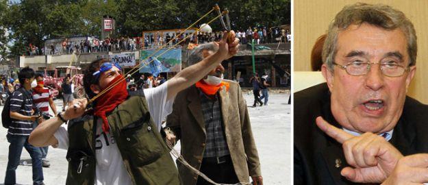 Gezi Görüntülerini İP'li Kriminal İnceleyecek