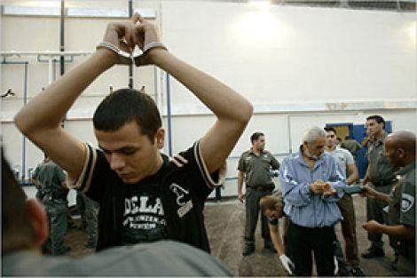 Filistinli 45 Çocuk ve Genç Gözaltına Alındı