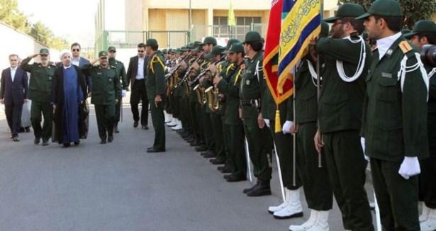 İranda Ruhani'ye Karşı Kılıçlar Çekildi!
