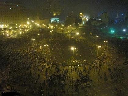 Ve Darbe Karşıtları Tahrir Meydanında! (FOTO-VİDEO)