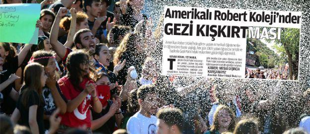 Robert Koleji'ndeki Gezi Soruşturmasına Örtbas!