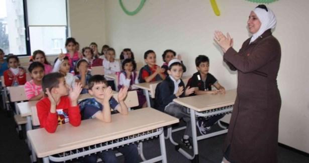Suriyeli Çocuklara Arapça Eğitim