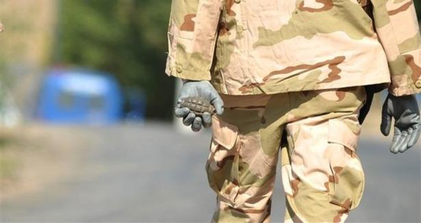Trablus Rus Büyükelçiliğine Saldırı
