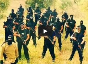 Suriye İslam Cephesi Eğitim Videosu