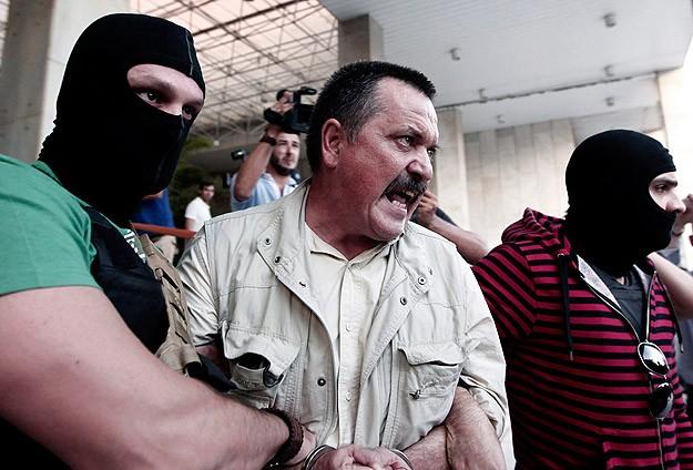 Altın Şafakın İki Numarası Tutuklandı