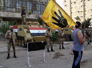 Mısır Halkı İdamlara Karşı Ayakta