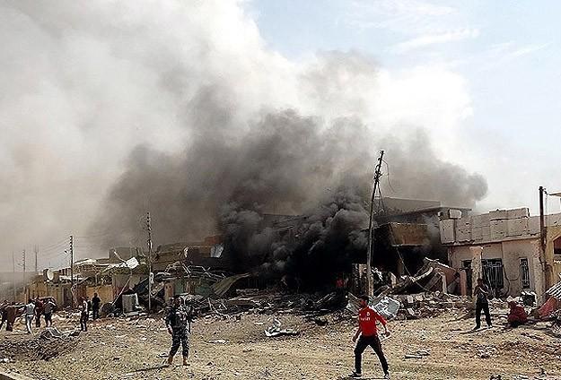 Irakta Bombalı Saldırı: 21 Ölü