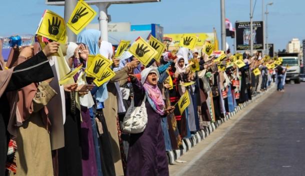 Mısırda Kanlı Müdahale: 34 Ölü, 209 Yaralı