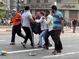 Mısır'da Protestocuların Öldürülmesi Protesto Edildi