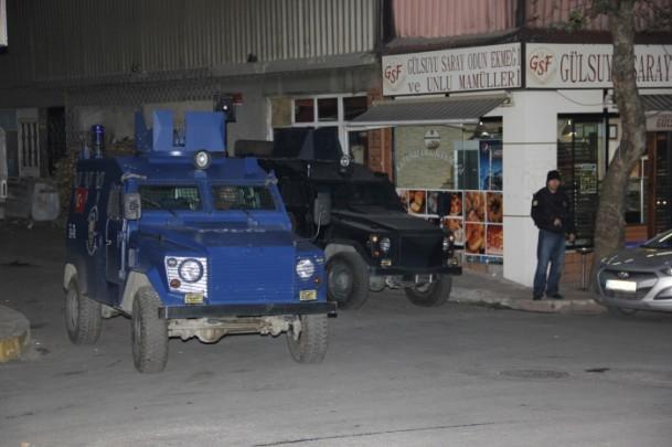 Maltepe ve Sultangazide Operasyon: 37 Gözaltı