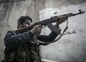 Dera'da 102 Rejim Askeri Esir Alındı (VİDEO)