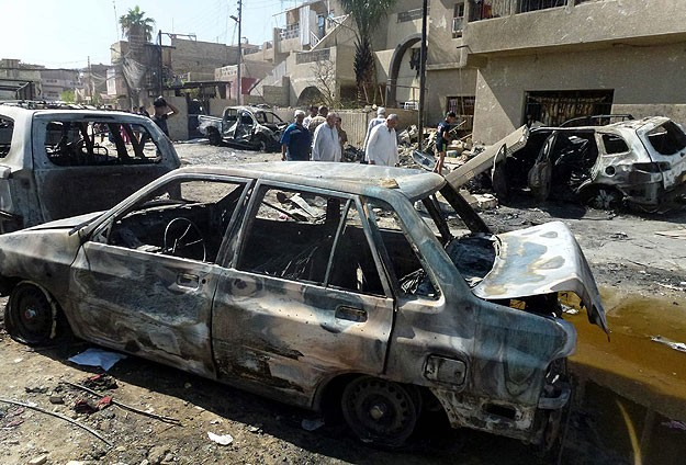 Irakta Bombalı Saldırılar: 14 Ölü, 46 Yaralı
