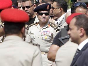 Mısır Cuntası Siyonistlerin İzinde!