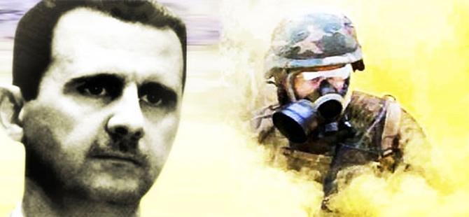 """Suriye'de """"Zehirli Gaz Dolu Varil Bombası Kullandığı"""" İddiası"""