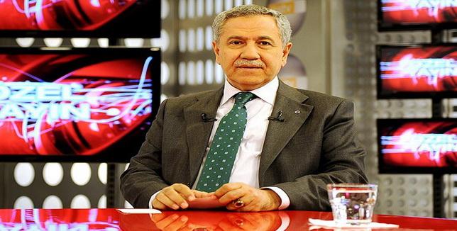Arınç: Balyoz'da Suçun Hukuki Vasfı Önemliydi!