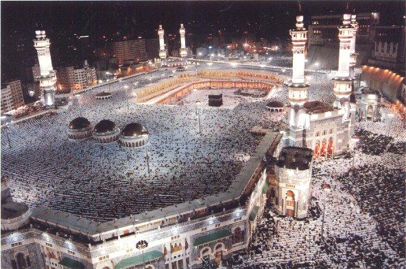 2,5 Milyon Müslüman Hacc İbadetini İfa Etti