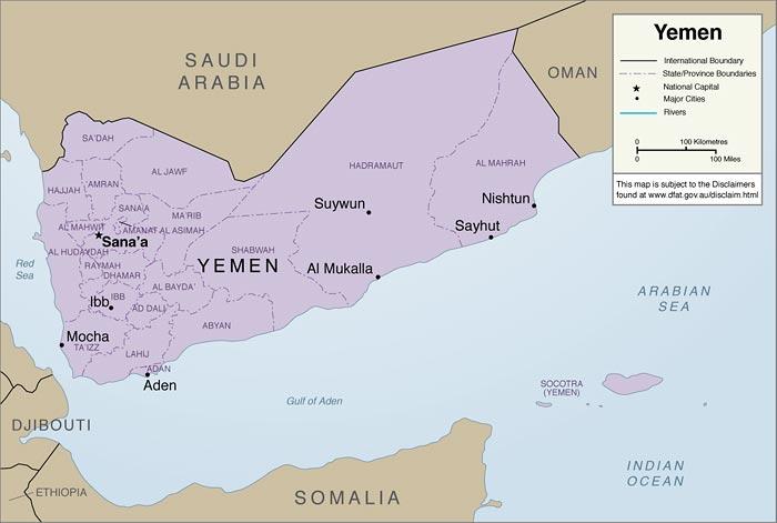 Abdullah Salih Sonrası Yemen'de Durum