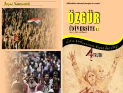 Özgür Üniversiteli Dergisinin Yeni Sayısı Çıktı!
