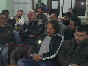 Turan Köy'de Mücadele ve Cihat Konulu Seminer